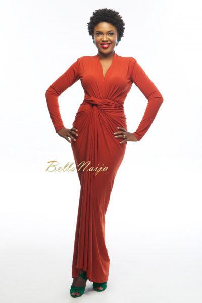 Omoni Oboli for Motherhood In Style Magazine | 1.7