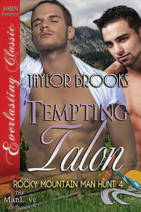 Tempting Talon (Rocky Mountain Man Hunt #4)