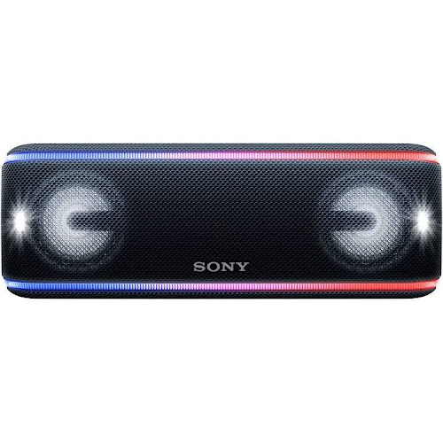 Sony SRS-XB41 Portable Speaker - Wireless - Black