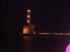 lighthouse hania chania
