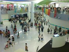 Opening weekend crowd