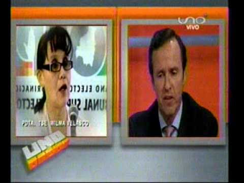 Jorge Tuto Quiroga, entrevista en Bolivia Elige de Bolivia Tv (Parte 6)