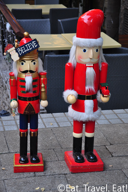 Restaurant Nutcrackers
