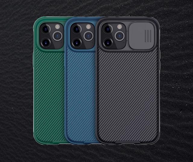 【Nillkin 滑蓋保護電話殼】網店推出預購 iPhone 13 系列機殼 主打鏡頭保護