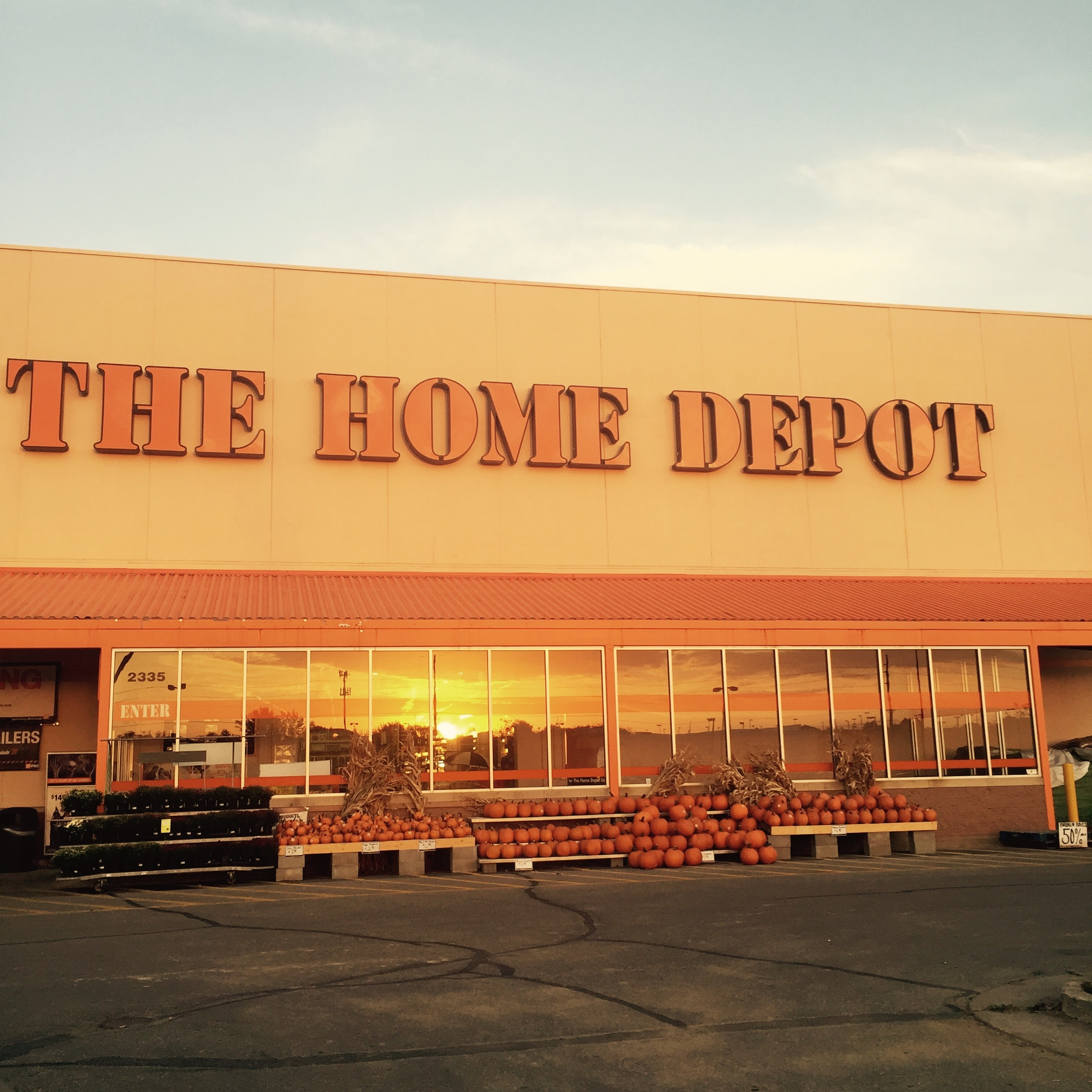 The Home Depot 2335 Se Delaware Ave Ankeny IA Home Depot MapQuest