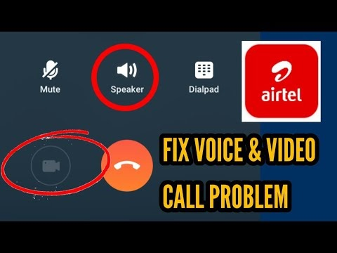 Fix Airtel Voice and Video Call Not Working Problem Solved