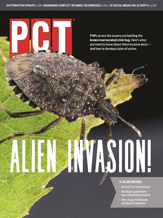 Food Safety Takes Center Stage - PCT - Pest Control Technology