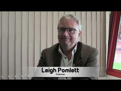 Watch: Leigh Pomlett on Walsall's Transfer Window & the Season So Far
