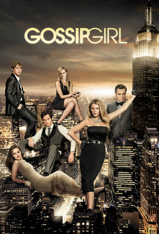 Image result for gossip girl poster