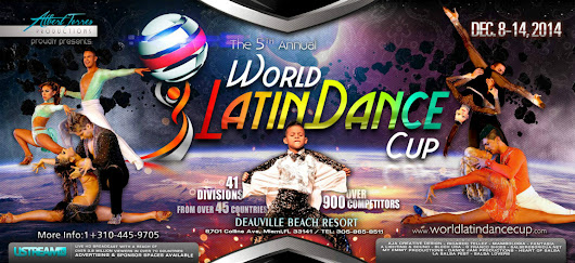 World Latin Dance Cup 2014 Results
