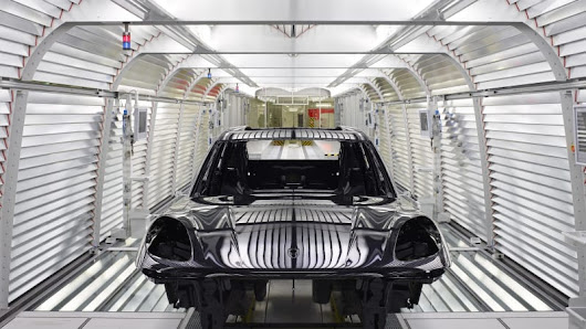 Building the 2019 Porsche Cayenne: An insider reveals how it's done