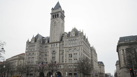 Federal Watchdog Finds Government Ignored Emoluments Clause With Trump Hotel : NPR