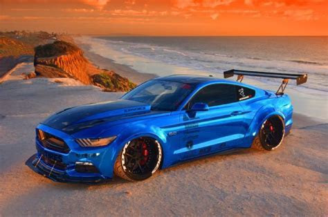 Stage 3 Performance   720PS Ford Mustang Monster