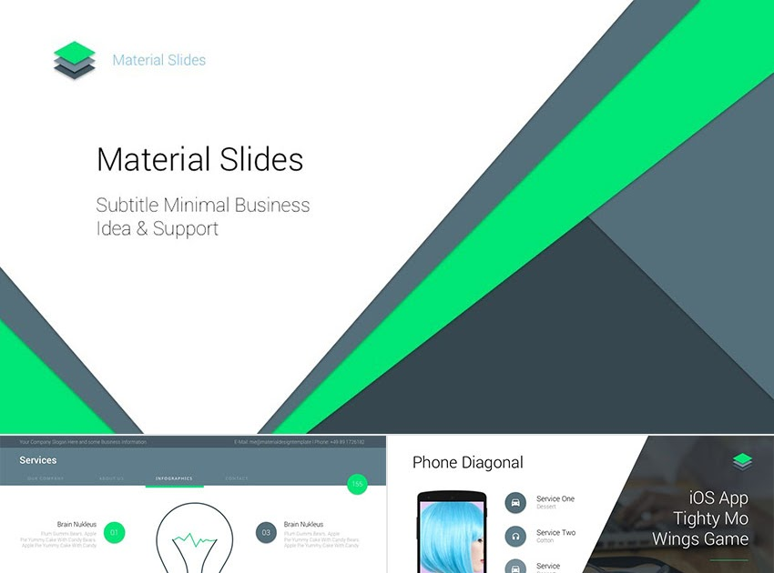 Slide Presentation Yang Bagus