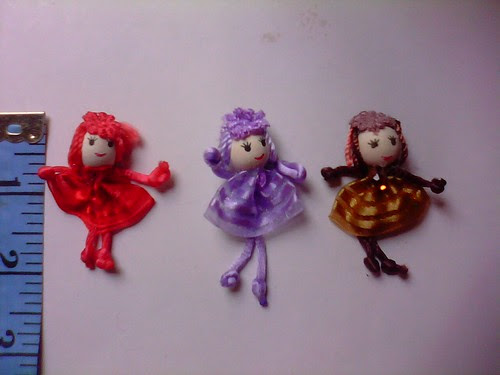 Esha's little friends!