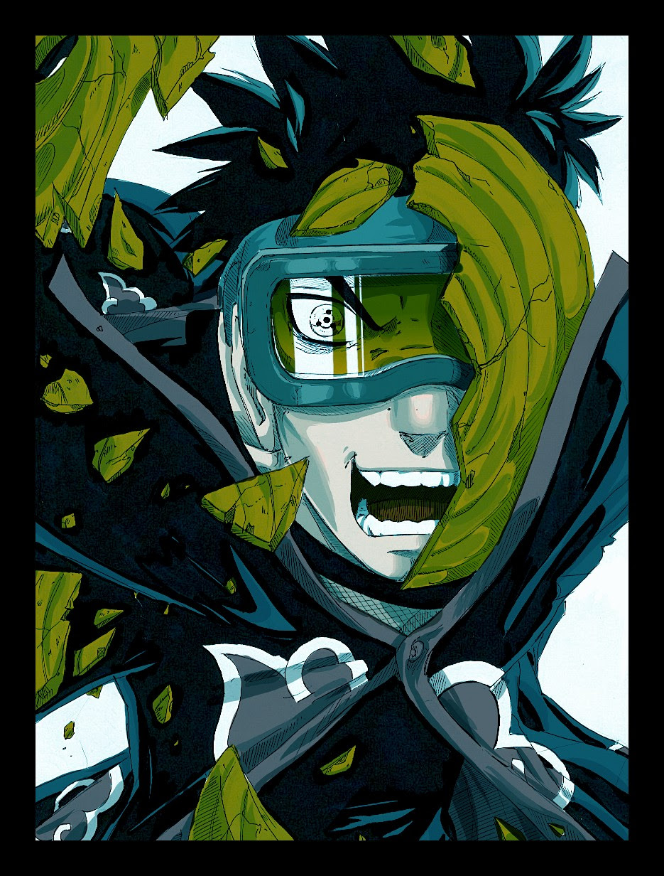 tobi aka. obito - Naruto Shippuuden Photo (452638) - Fanpop
