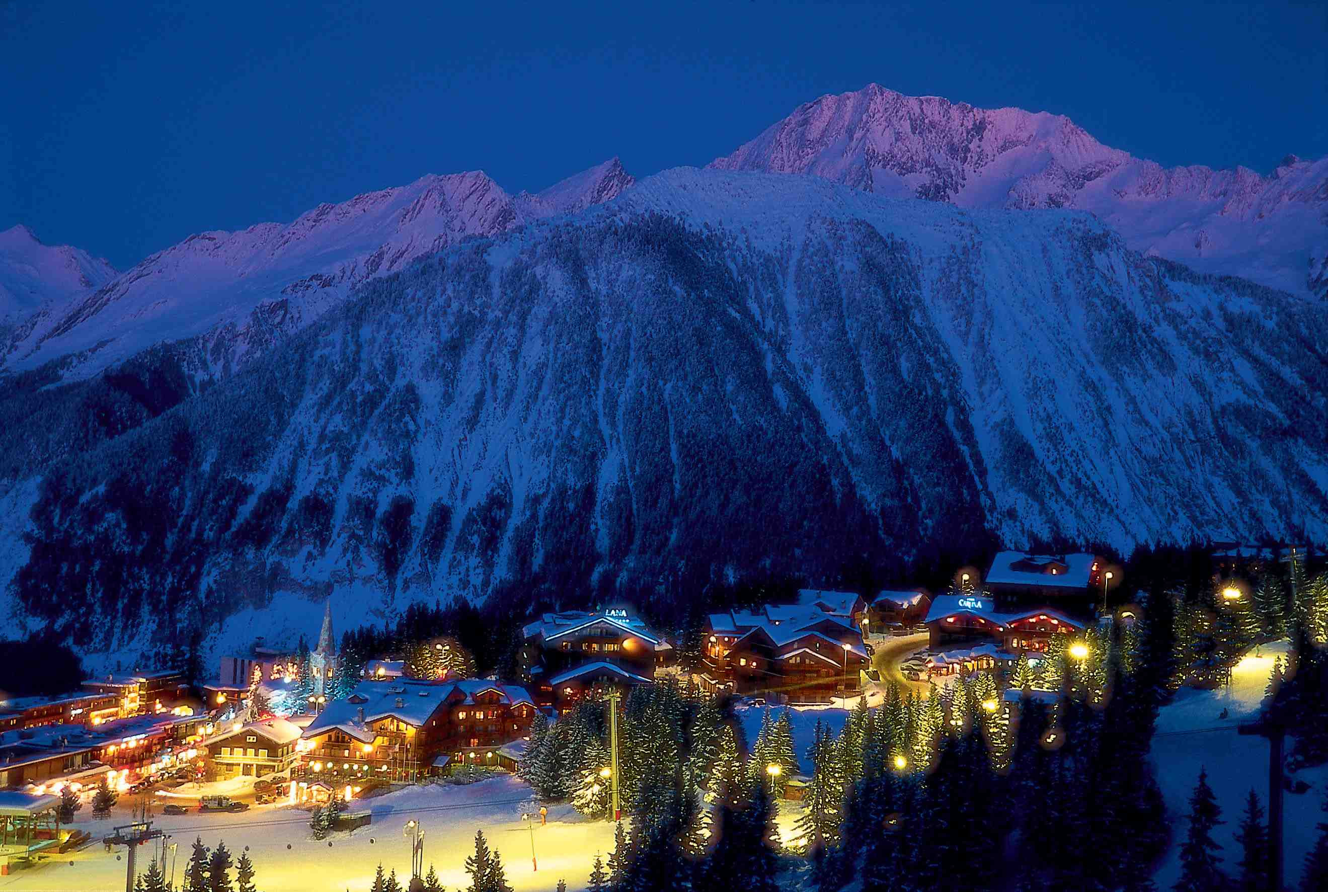 5 Most Glamorous Ski Resorts In Europe  The Lux Traveller