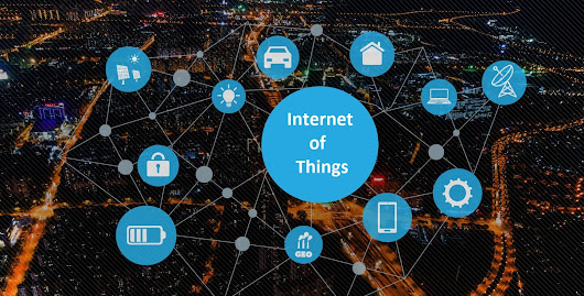 Top 5 IoT Development Trends to Watch For In 2018 - Broodle