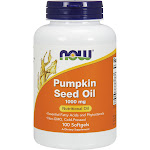 Now Foods Pumpkin Oil, 1000 mg, Softgels - 100 count