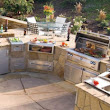 Tips to Help You Build an Outdoor Kitchen - Kitchen Solvers