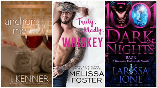 Spotlight on J. Kenner, with Features from Melissa Foster and 1001 Dark Nights Larissa Ione