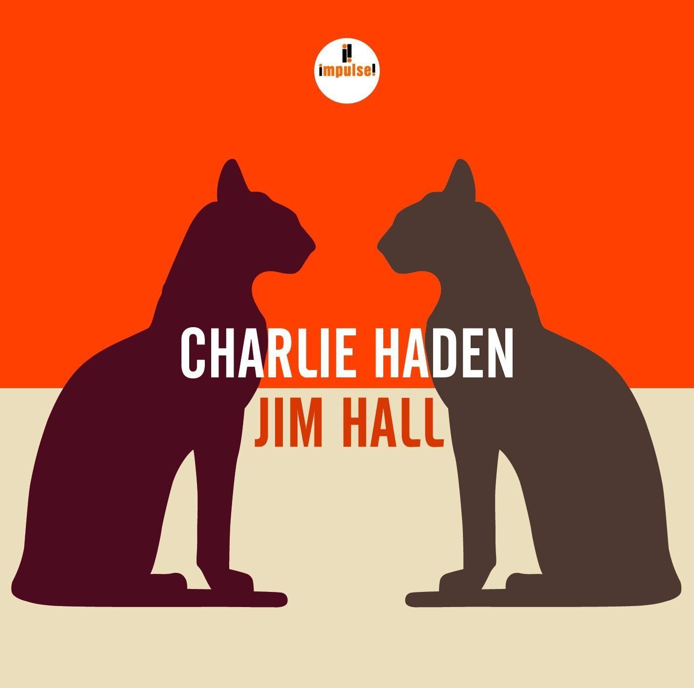 Charlie Haden & Jim Hall  - Charlie Haden - Jim Hall cover