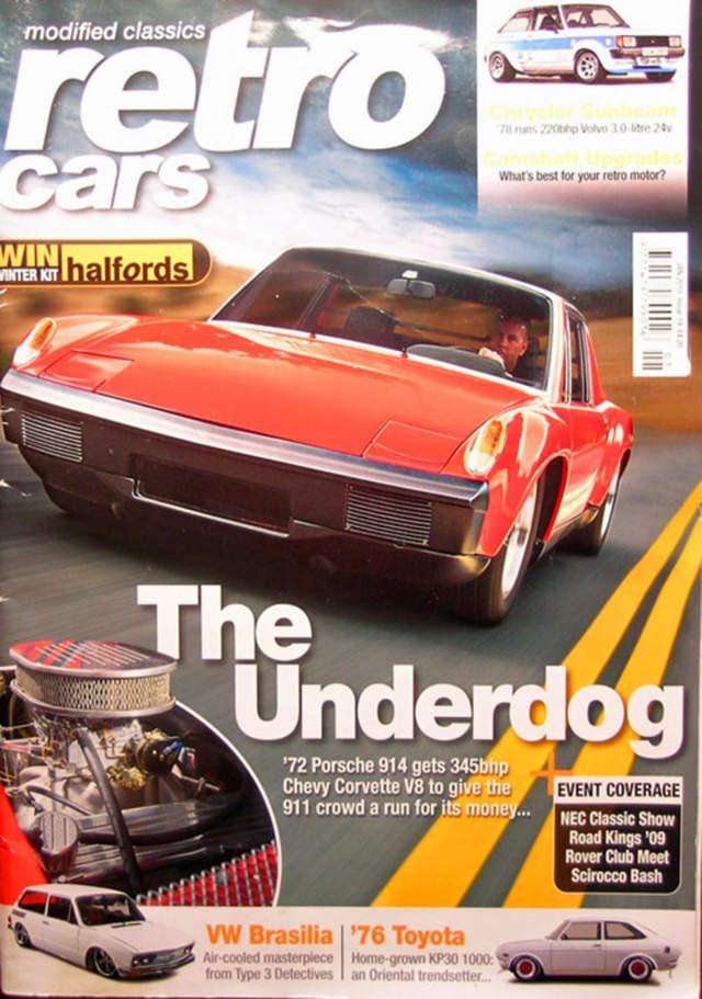1972 914 V8 For Sale Steel 914gt Look Pelican Parts Forums