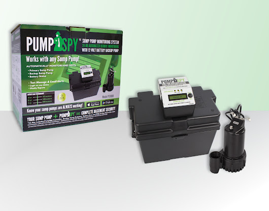 Sump pump battery backup system - Pioneer Basement Solutions