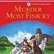 Book Review: Murder Most Finicky by Liz Mugavero (Pawsitively Organic Mysteries #4)