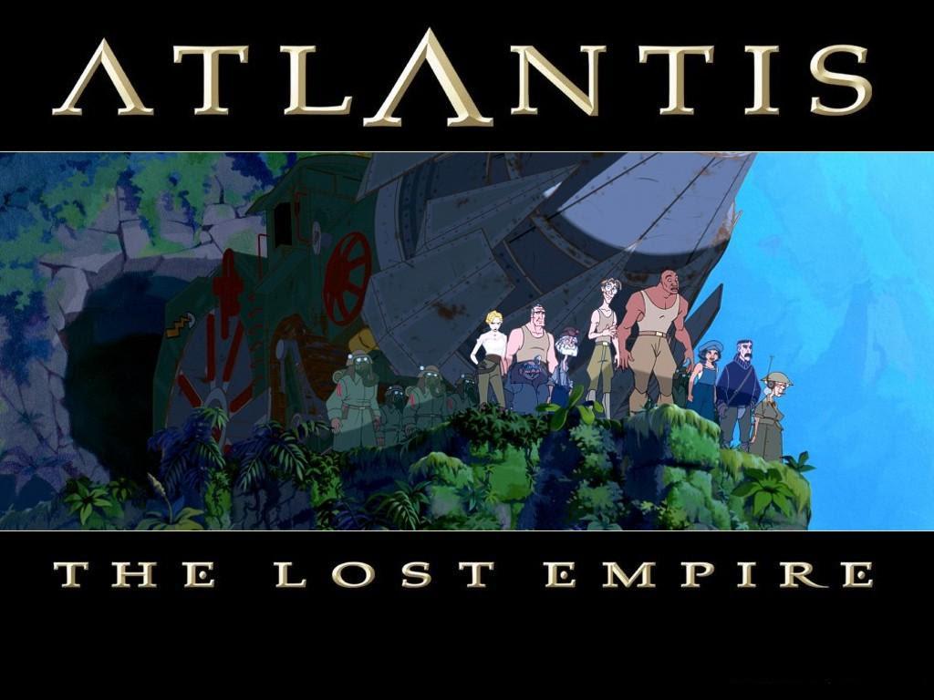 Atlantis The Lost Empire Wallpaper Atlantis Wallpaper 33848771