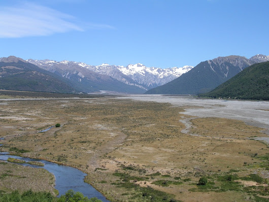 My Story of Arthur's Pass – South Island, New Zealand