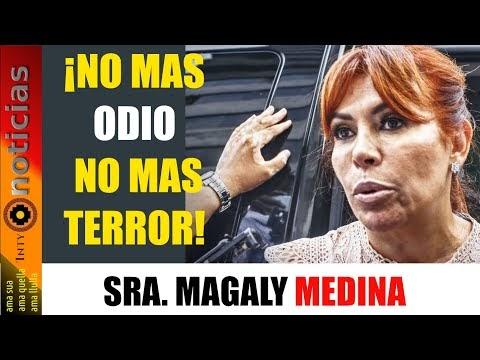 50-MAGALY MEDINA NO ME REPRESENTA! VERGÜENZA NACIONAL|25-MAYO-21