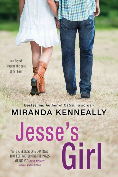 Young Adult Book Review: Jesse's Girl by Miranda Kenneally