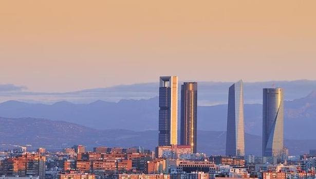 «Skyline» de Madrid