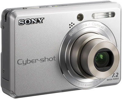 Sony Cyber-shot S730 Digital Camera