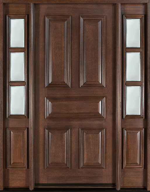 wooden double door design in kerala  | Outdoor Wooden Chair Designs
