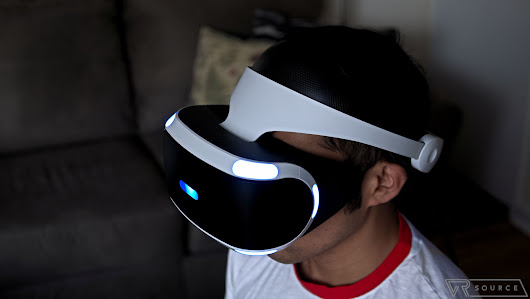 Sony PlayStation VR headset sales reach 915,000 units since launch