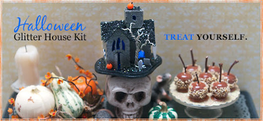 Kits to put you in the Halloween Spirit!   👻