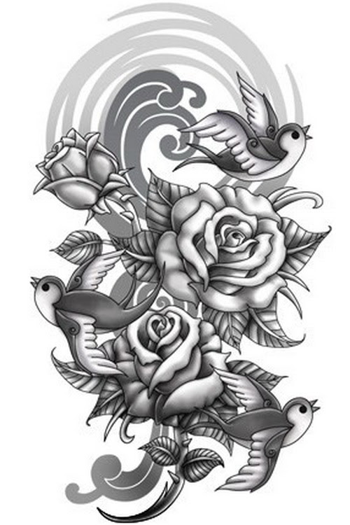 Arm Sleeve Tattoos Designs Hd Tattoo Design Clip Art Library