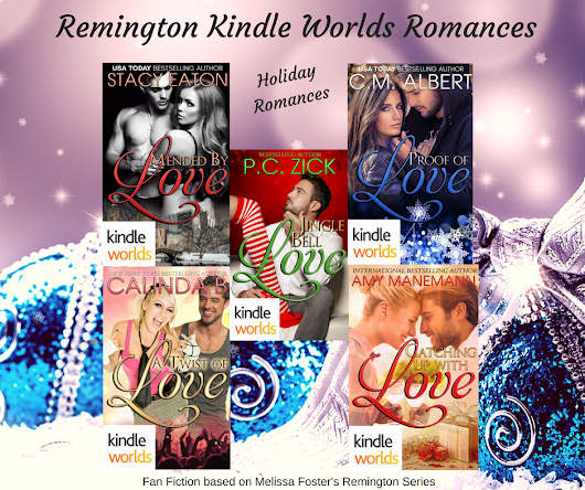 JINGLE BELL LOVE – REMINGTON KINDLE WORLD NEW RELEASE