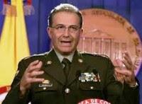 Oscar Naranjo, asesor en seguridad de Peña Nieto. Foto: Especial