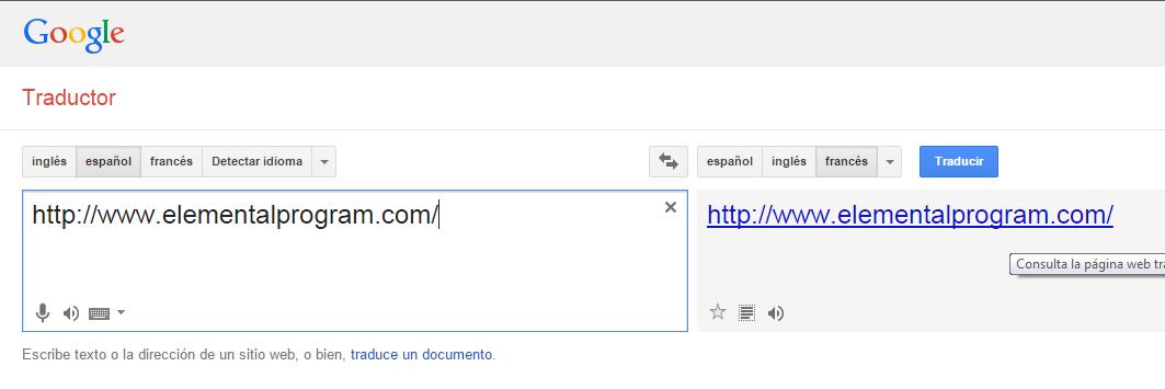traducir páginas web íntegras