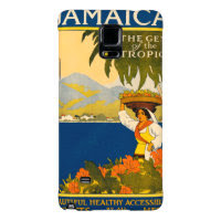 Jamaica, the gem of the tropics galaxy note 4 case
