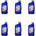 VP Racing Fuels 2745 Full Synthetic Pro Grade Racing Oil, 10W-40 (6 Pack) by VM Express