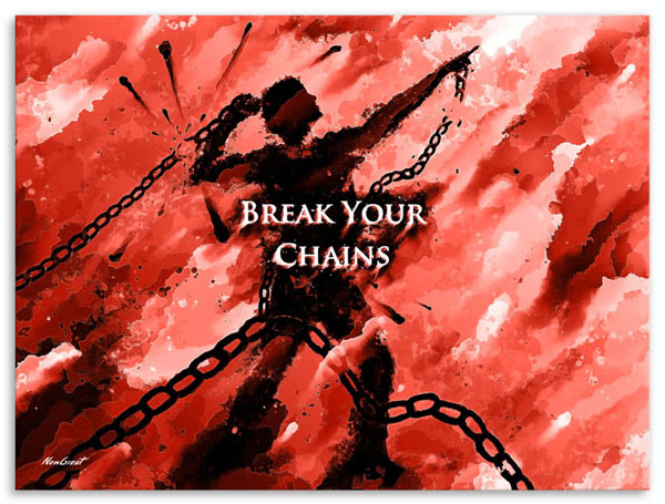 Image result for break your chains