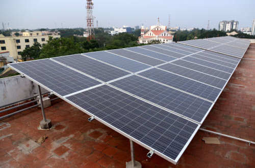 Solar power will drive us towards goal of universal energy access: ISA chief - Times of India