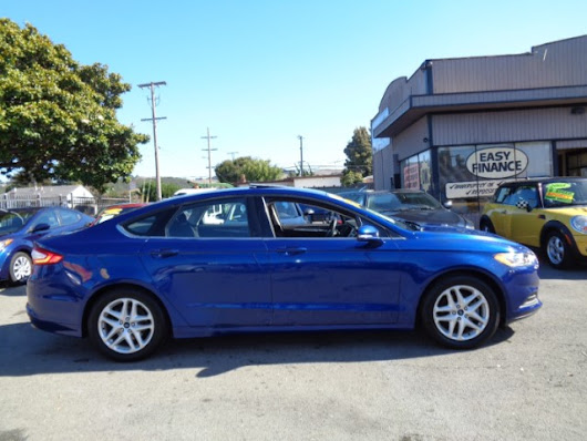 Used 2015 Ford Fusion Hybrid SE for Sale in Richmond CA 94805 Cheap Auto Wholesale