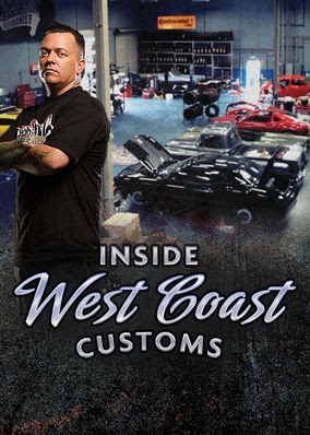 Inside West Coast Customs - Season 1