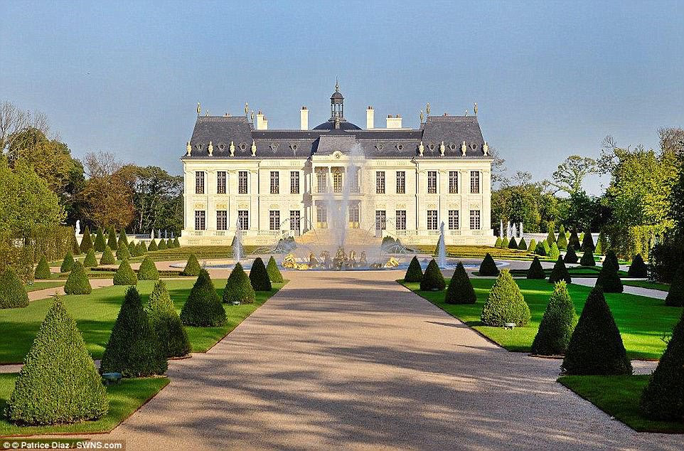 Chateau Louis XIV became the world's most expensive home when it sold for $300million back in 2015, and now the buyer has been revealed as Saudi Crown Prince Mohammed bin Salman