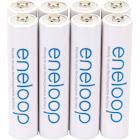 Panasonic Eneloop NiMH Battery, AAA - 8 count